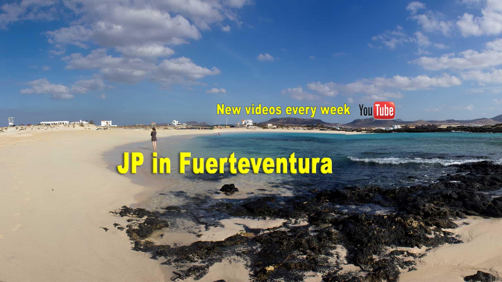 JPinFuerteventura Youtube
