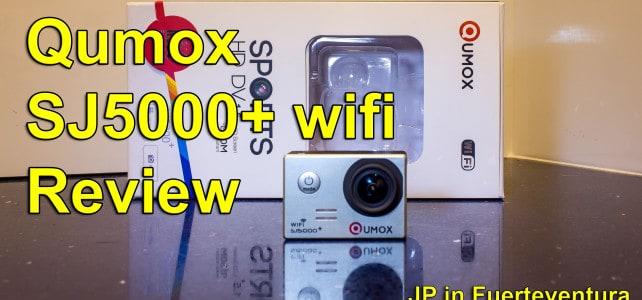 QUMOX SJ5000+ Action Camera Review