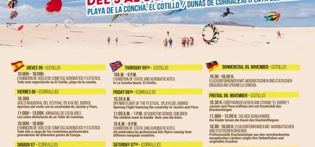 Kite Festival, Corralejo, Fuerteventura