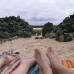 Rock Pools at the El Cotillo Lagoons