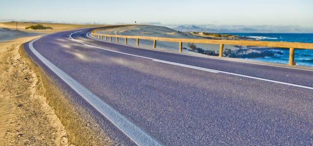 Fuerteventura Roads – Driving in Fuerteventura