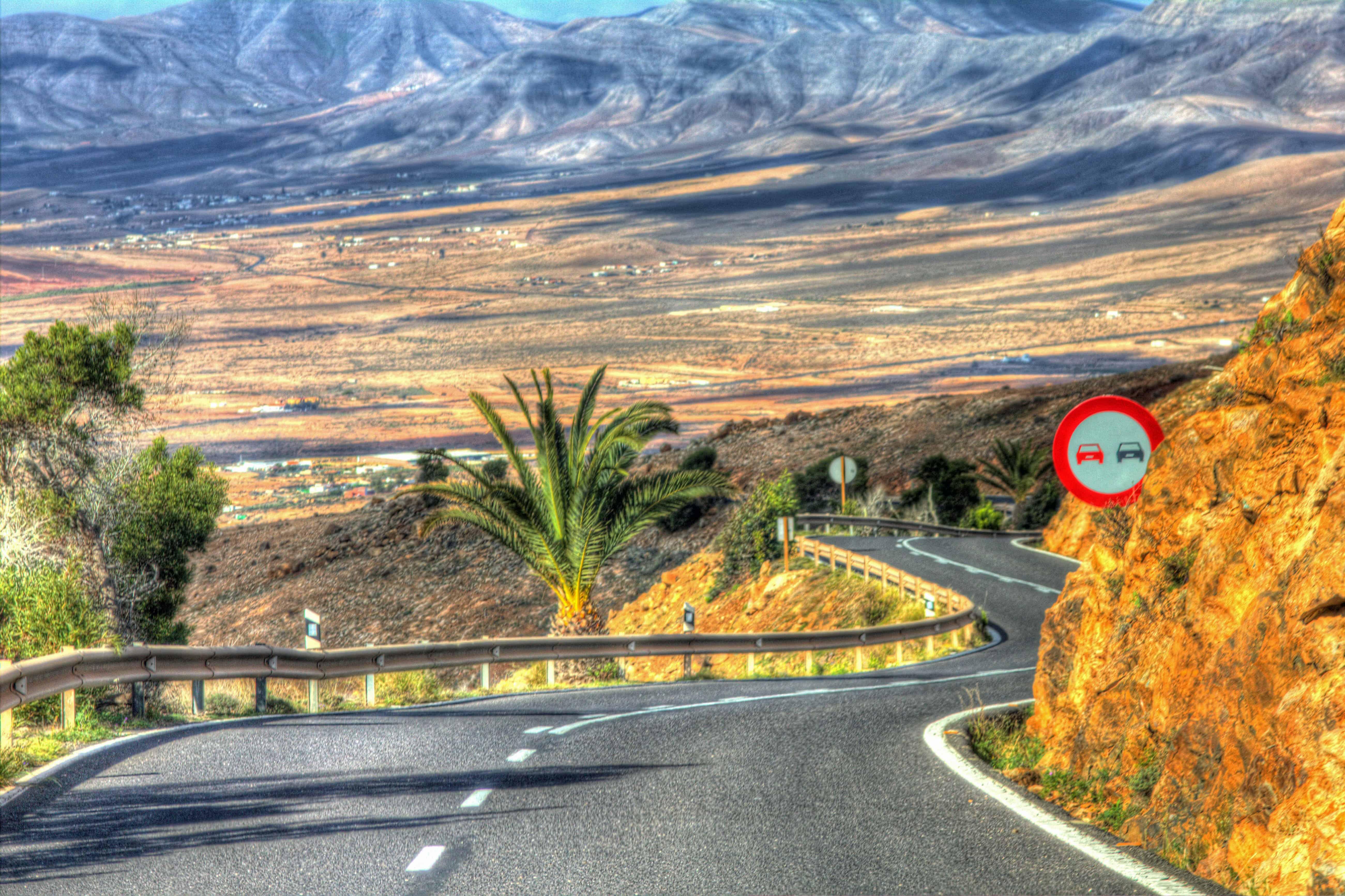 Fuerteventura Roads