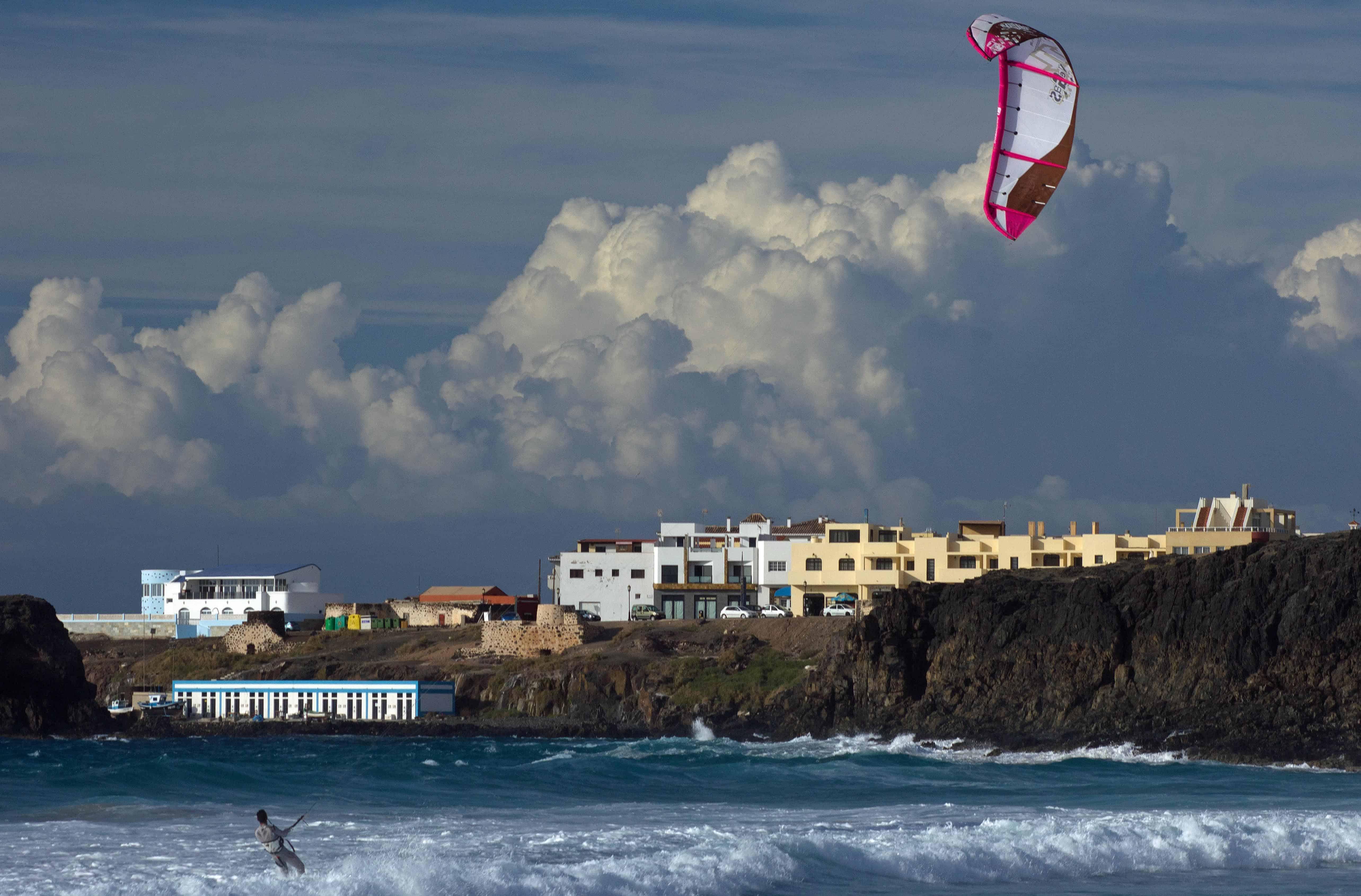 Surfers Beach El Cotillo