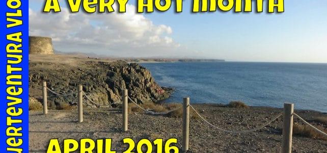 Fuerteventura Vlog August 2016