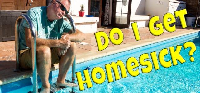 Do I get homesick? Dealing With Homesickness.