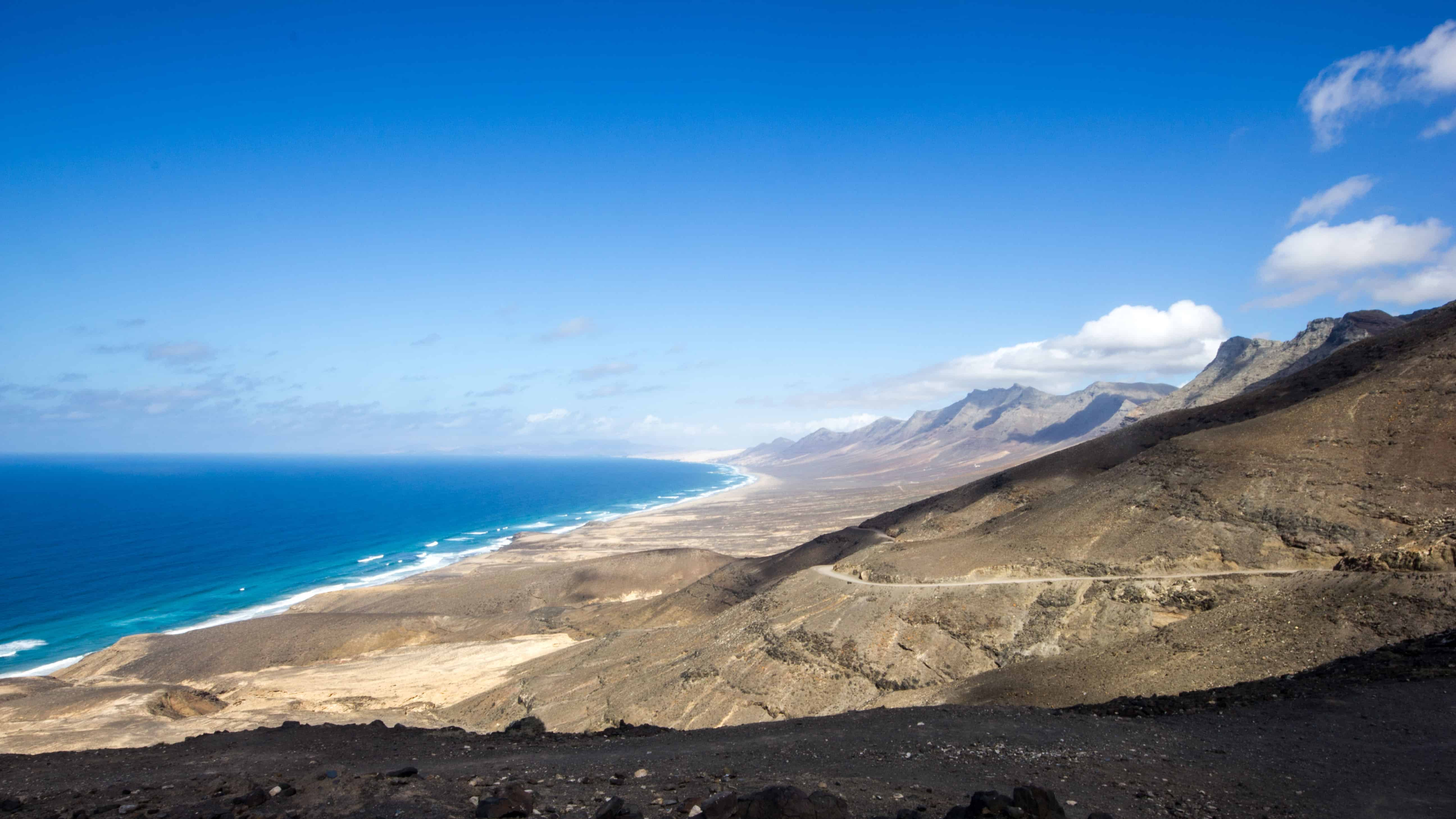 Top 5 places to visit in Fuerteventura
