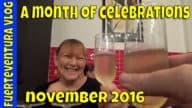 Fuerteventura Vlog November 2016 – Celebrations