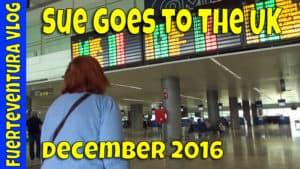 Fuerteventura Vlog December 2016