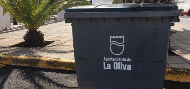 Rubbish Collection in Fuerteventura