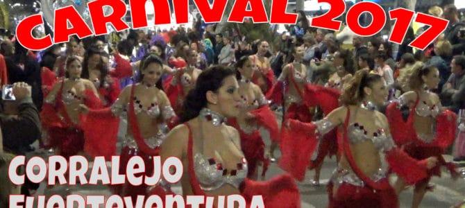 Corralejo Carnival 2017 – Carnaval de Corralejo 2017