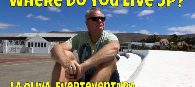 Where to live in Fuerteventura – La Oliva