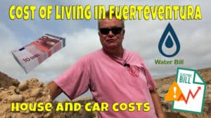 Cost of Living in Fuerteventura –  House and Car Costs