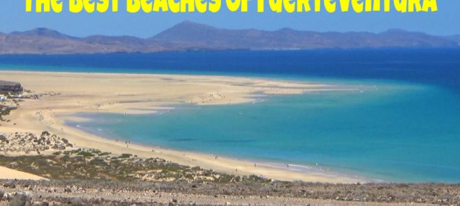 The Best Beaches in Fuerteventura