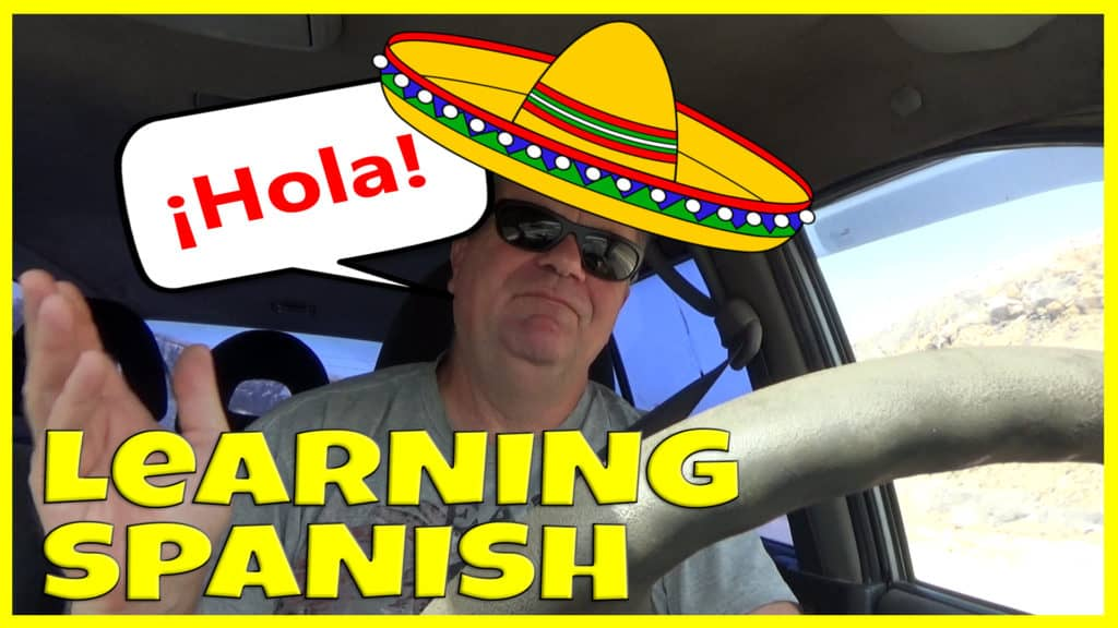 Learning Spanish – My experience learning Spanish so far