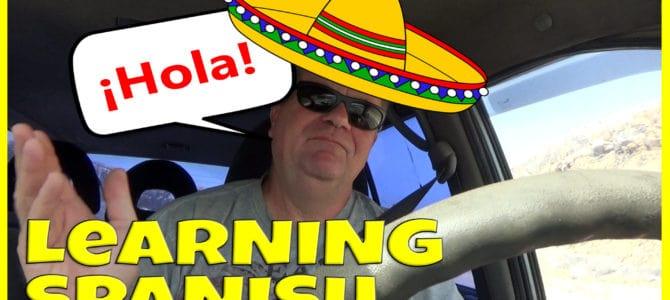 Learning Spanish – My experience learning Spanish so far