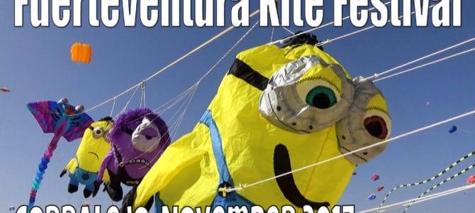 Fuerteventura Kite Festival 2017 | Corralejo Dunes Beach
