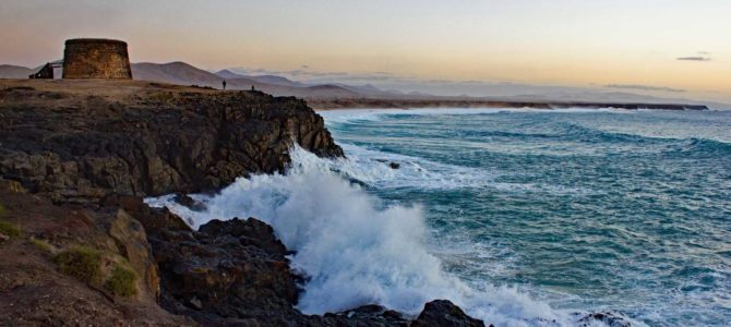 The West Coast of Fuerteventura – beautiful, rugged, and spectacular