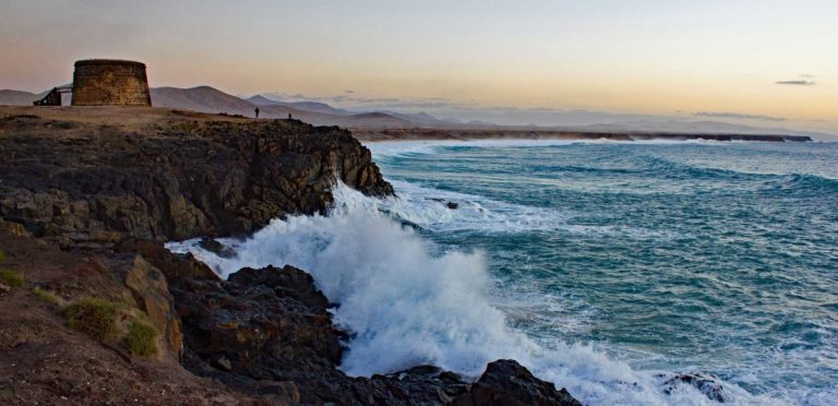 The West Coast of Fuerteventura - beautiful, rugged, and spectacular