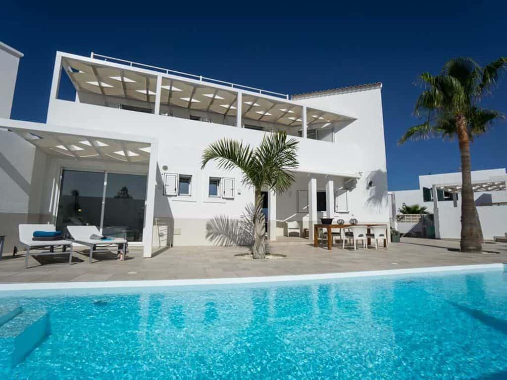 Beachfront Villas To Rent In Corralejo Fuerteventura