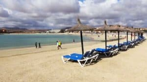 What is Caleta de Fuste like? | Caleta de Fuste Fuerteventura
