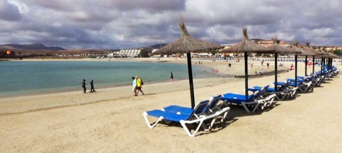 What is Caleta de Fuste like? | Caleta de Fuste Fuerteventura