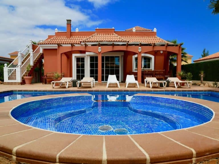 Villas to rent in Caleta de Fuste Fuerteventura