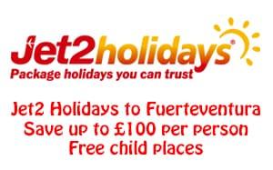 Jet2 Holidays in Fuerteventura