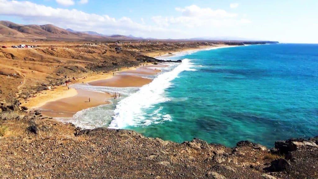 Piedra Playa, El Cotillo beach