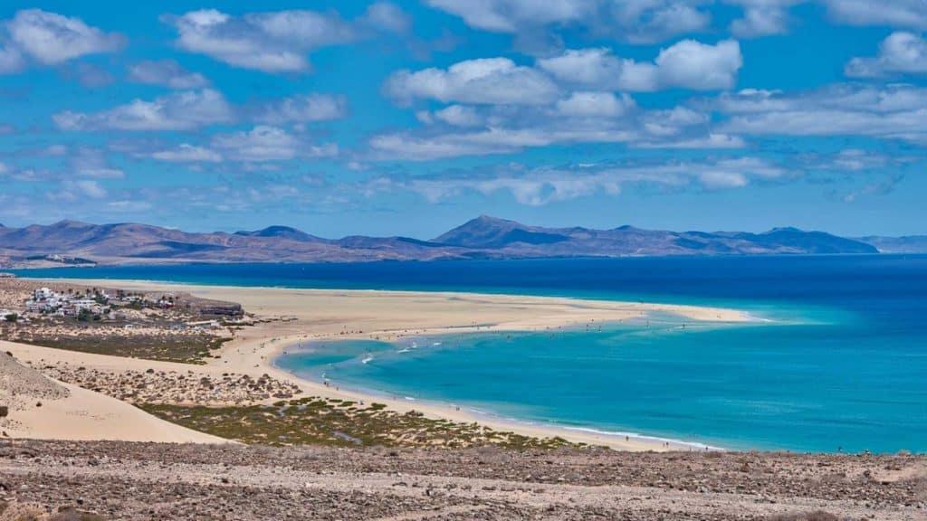 Naturist beaches in Fuerteventura. Naturism in Fuerteventura.