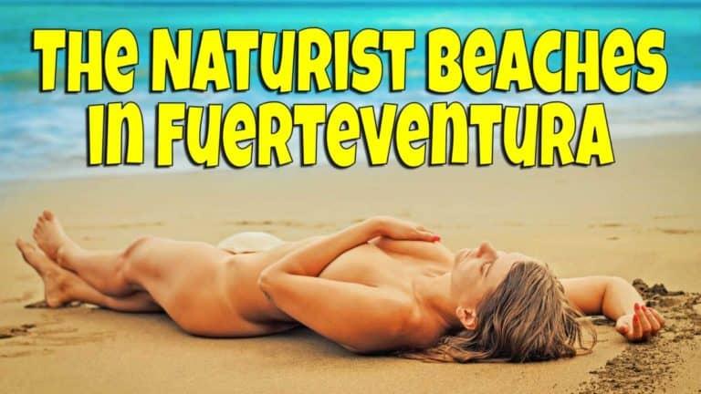 Naturist beaches in Fuerteventura | Naturism in Fuerteventura
