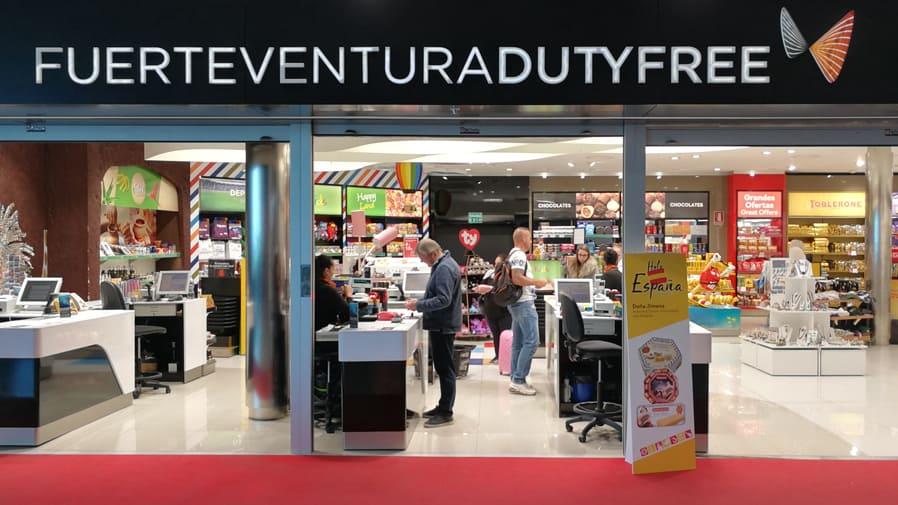 duty free allowance from fuerteventura to uk